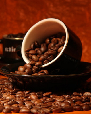 Free Kenyan coffee Picture for 240x320