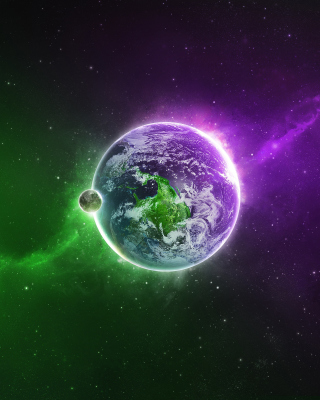 Space NASA Photo Background for Nokia X3
