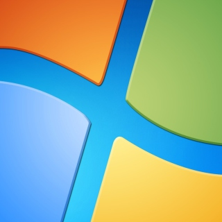 Windows Logo sfondi gratuiti per iPad mini