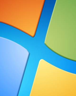 Windows Logo Wallpaper for Nokia C1-01