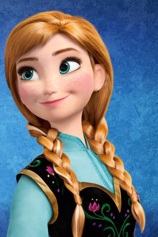 Anna Frozen para Huawei G7300