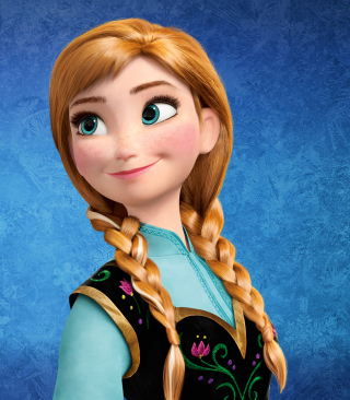Free Anna Frozen Picture for Nokia C2-03