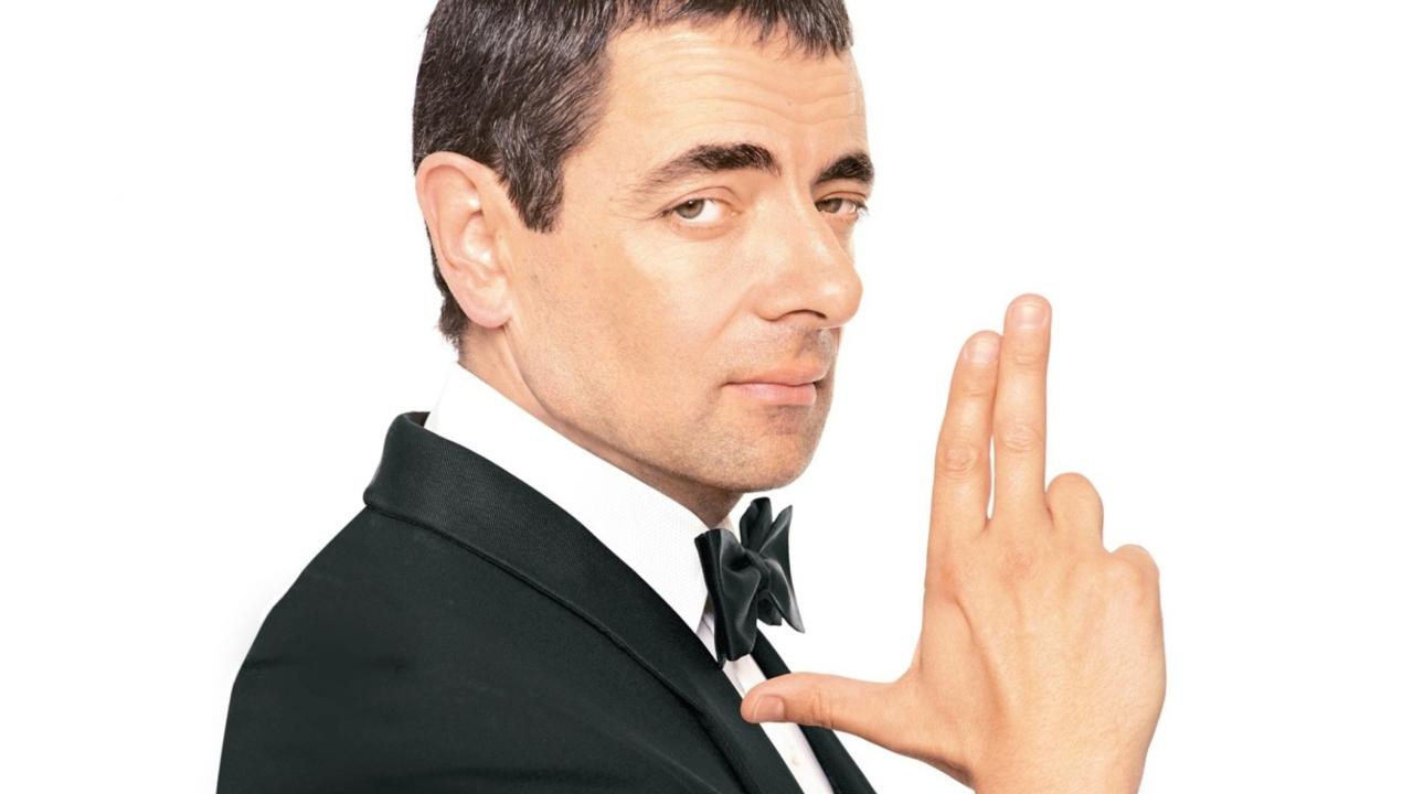 Johnny English Rowan Atkinson