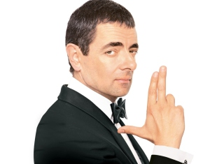 Free Johnny English Rowan Atkinson Picture for Android, iPhone and iPad