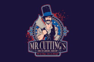 Mr Cuttings Butcher Wallpaper for Android, iPhone and iPad