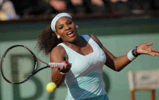 Serena Williams Background for Android, iPhone and iPad