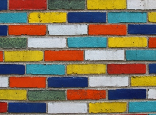 Bricks Wallpaper for Android, iPhone and iPad