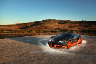 Bugatti Veyron, 16 4, Super Sport Background for Android, iPhone and iPad