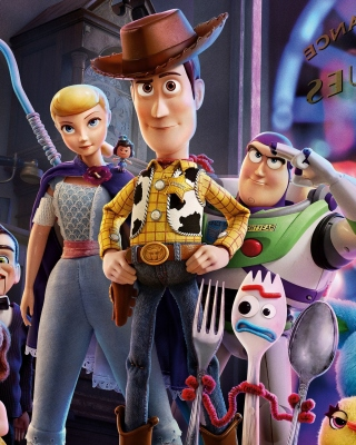 Toy Story 4 Picture for Nokia C-5 5MP