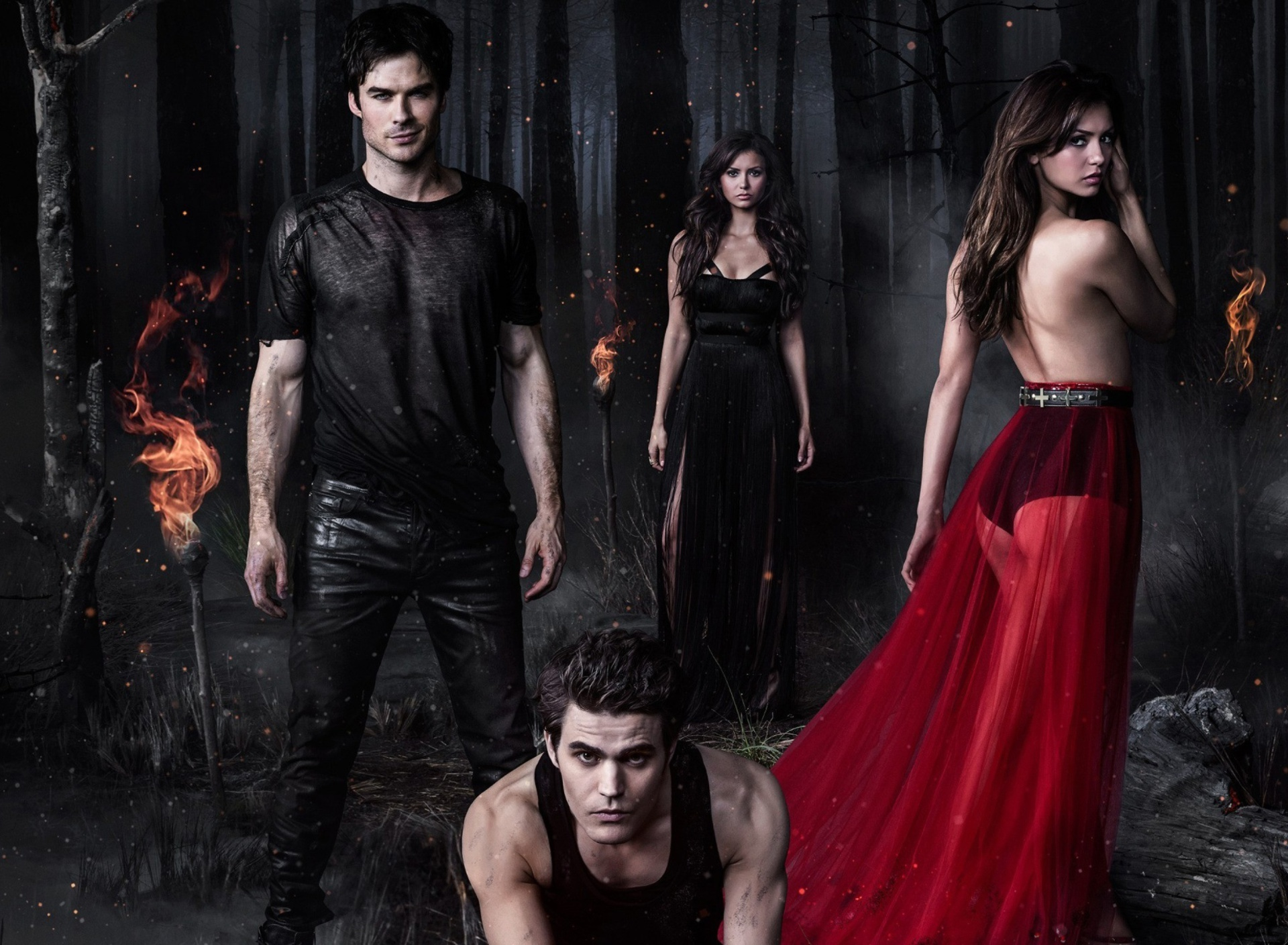 The Vampire Diaries is an American supernatural horror romance television series created by Kevin Williamson based on the novels of the same name by author L J Smith