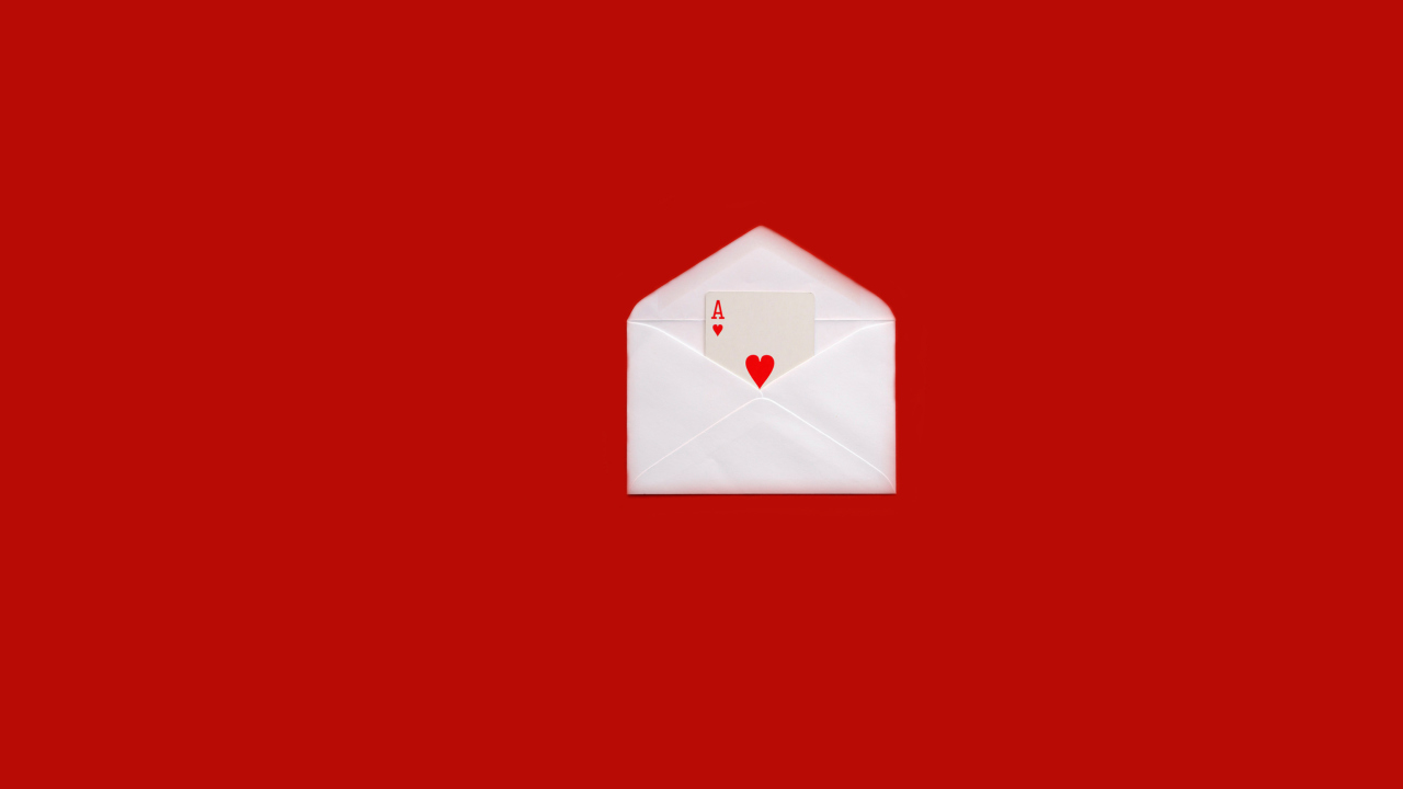 Card In Envelop