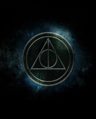 Deathly Hallows sfondi gratuiti per iPhone 6 Plus