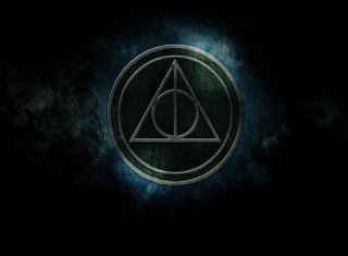 Free Deathly Hallows Picture for Android, iPhone and iPad