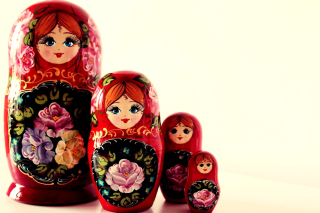 Free Nesting Doll - Russian Doll Picture for Android, iPhone and iPad