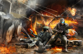 Free Tom Clancys Ghost Recon Picture for 960x800