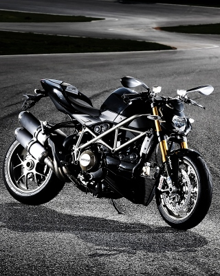 Ducati Streetfighter 848 Background for iPhone 5C