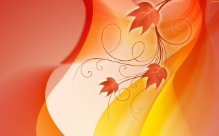 Autumn Design Picture for Android, iPhone and iPad