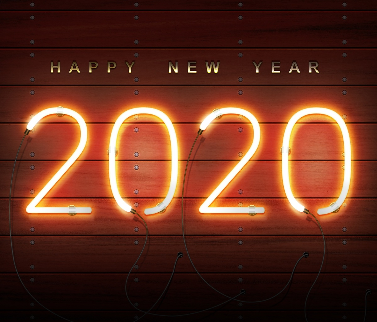Screenshot №1 pro téma Happy New Year 2020 Wishes 1200x1024