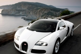 Bugatti Veyron Grand Sport Background for HTC Wildfire