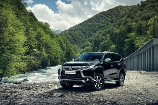 Mitsubishi Pajero Sport Picture for Android, iPhone and iPad