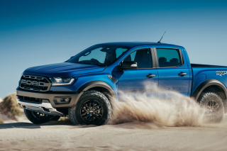 Ford Ranger Raptor 2019 Background for Desktop 1280x720 HDTV