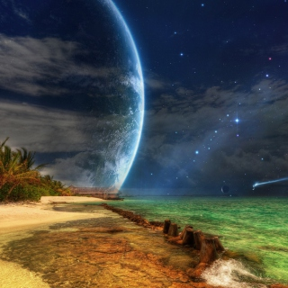 Magic Night - Fondos de pantalla gratis para 1024x1024