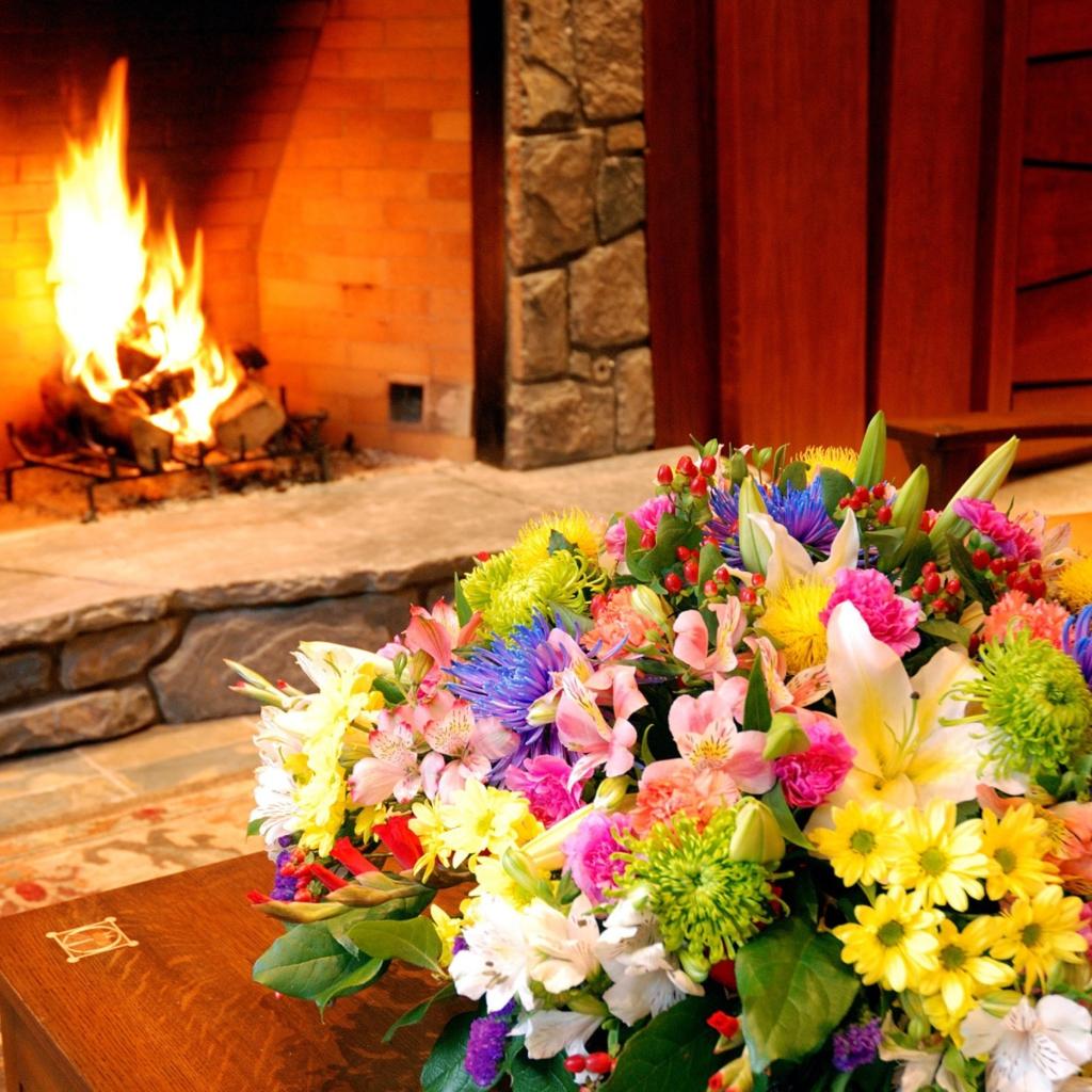 Картинки доброго и уютного вечера, поздравление