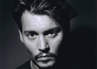 Johnny Depp Actor papel de parede para celular