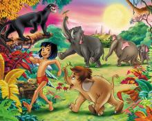 Jungle Book para 220x176