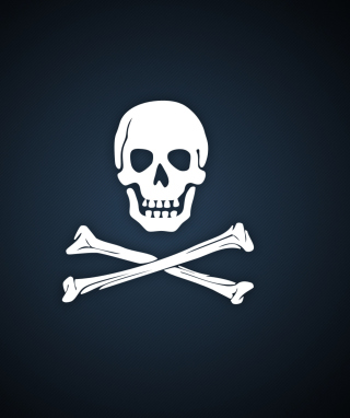 Pirate Template Wallpaper for Nokia X3-02