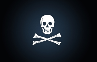 Pirate Template Wallpaper for 640x480