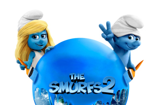 The Smurfs 2 Wallpaper for Android, iPhone and iPad