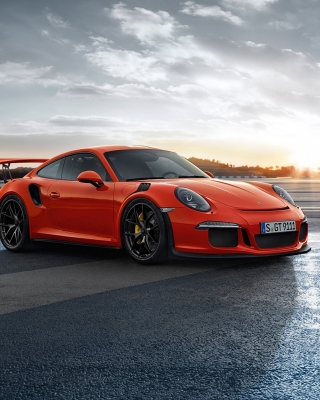 Porsche 911 GT3 RS Wallpaper for Nokia C1-01