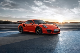Porsche 911 GT3 RS Picture for Android, iPhone and iPad