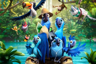 Rio 2 Movie Wallpaper for Android, iPhone and iPad