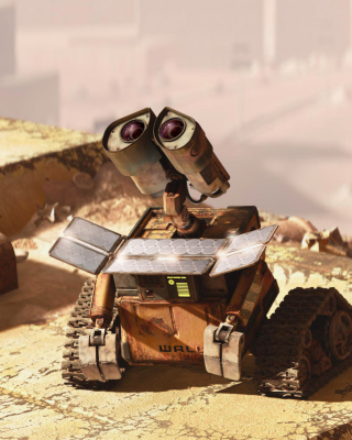 Wall-E sfondi gratuiti per iPhone 6 Plus