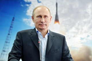 Free Vladimir Putin Picture for LG Optimus U