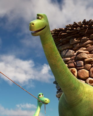 Kostenloses The Good Dinosaur Wallpaper für Nokia Lumia 610