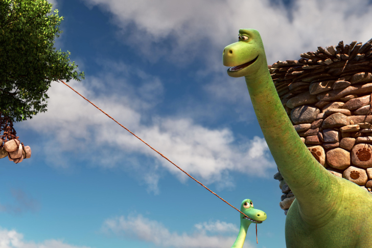 The Good Dinosaur wallpaper
