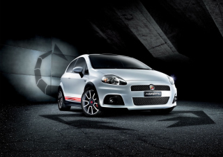 Fiat Grande Punto Abarth Picture for Android, iPhone and iPad