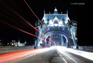 London Tower Bridge - Obrázkek zdarma