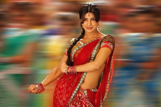 Priyanka Chopra In Saree sfondi gratuiti per cellulari Android, iPhone, iPad e desktop