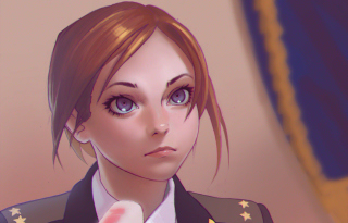 Natalia Poklonskaya Anime Girl sfondi gratuiti per cellulari Android, iPhone, iPad e desktop