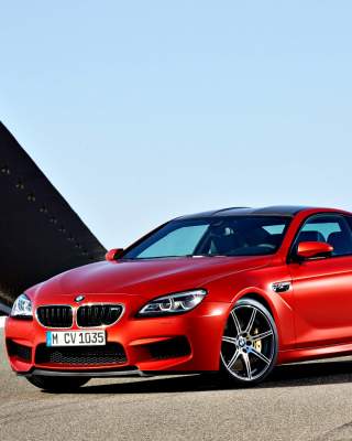 BMW M6 Coupe 2015 Picture for HTC Titan