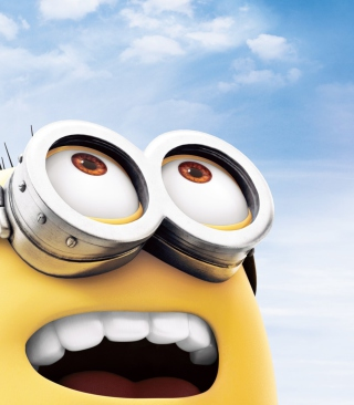 Minion Despicable Me Wallpaper for Nokia Asha 310
