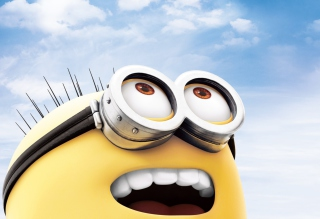 Minion Despicable Me sfondi gratuiti per cellulari Android, iPhone, iPad e desktop