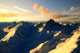 Free Swiss Alps Picture for Android, iPhone and iPad