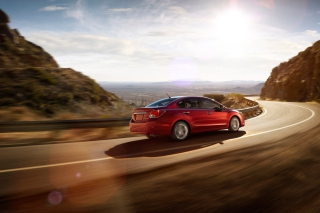 Subaru Impreza 2012 Wallpaper for Android, iPhone and iPad