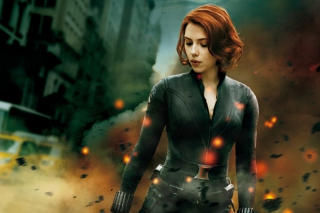 The Avengers - Black Widow Picture for Android, iPhone and iPad
