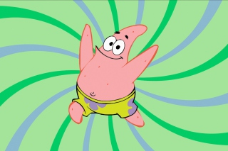 Patrick Star Background for HTC Desire HD